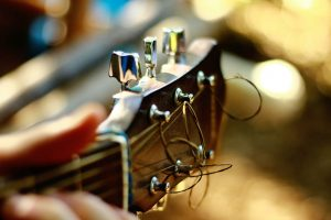 Acoustic Tuning Pegs