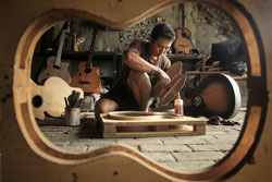 How To Refinish An Acoustic Guitar