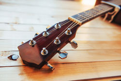 How To Replace A Guitar Nut